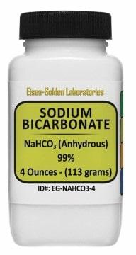 Sodium Bicarbonate (NaHCO3)