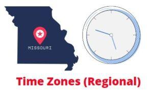 SST Full Form in Time Zones (Regional)