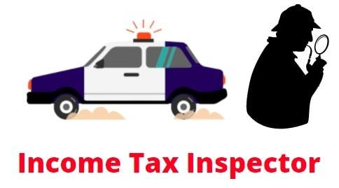 SSC CGL Income Tax Inspector