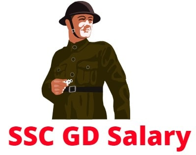 SSC GD Salary