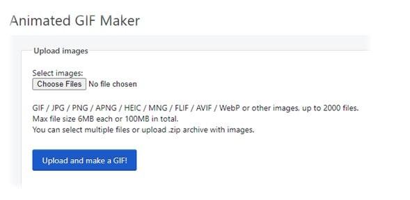 Can I make my own GIF?